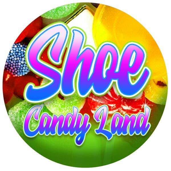 Shoe Candy Land