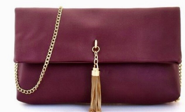 Beautiful Burgundy bag