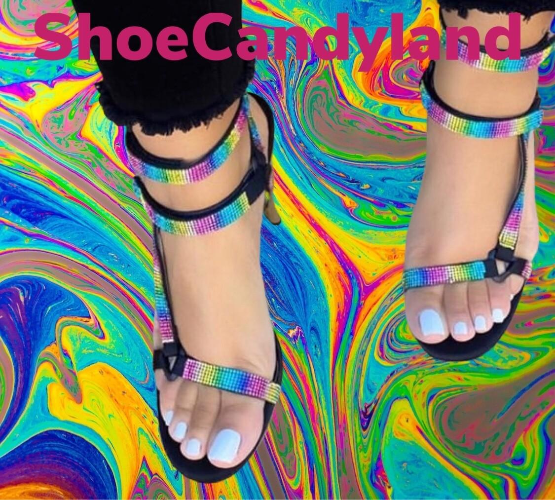 Moon light shoes