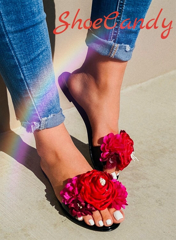 Flower boom Rose