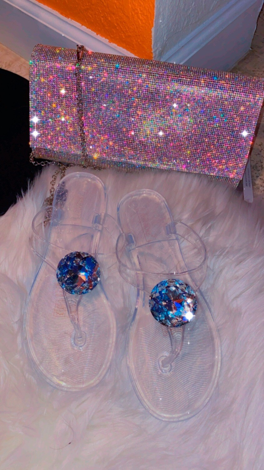Glass slippers