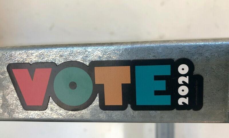 Fridge Magnet: Vote 2020