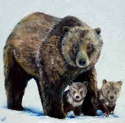 Ursa Major, Ursa Minors (48