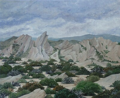 PRINT: Vasquez Rocks