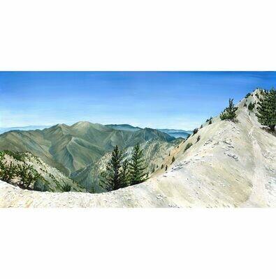 Print: Mount Baden-Powell
