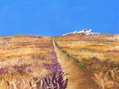 PRINT: Golden Fields