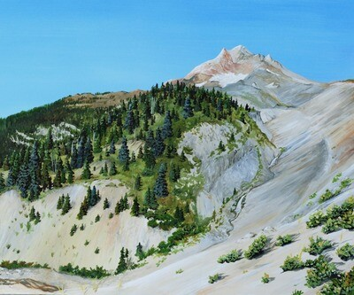 Print: Mount Hood