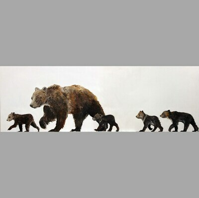 Grizzly 399: The Mother