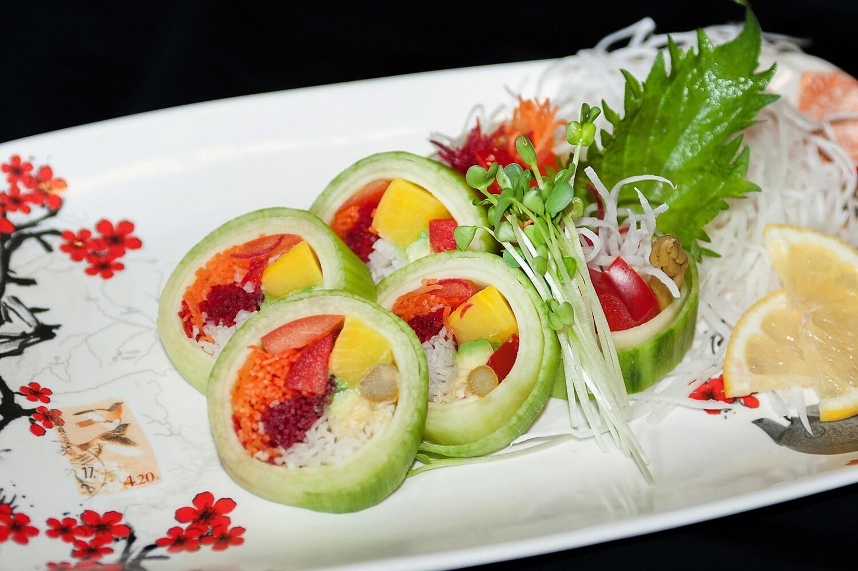 Shinobi Green Appetizer