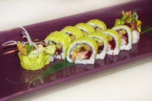 Special Vegetable Roll