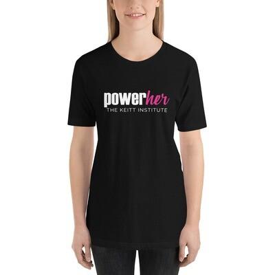 PowerHer™ Short Sleeve Shirt