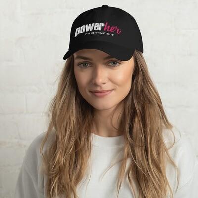 PowerHer™ Dad Hat