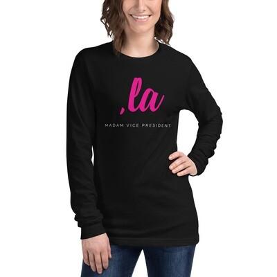 ,la Long Sleeve Shirt