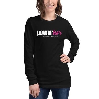 PowerHer™ Long Sleeve Shirt