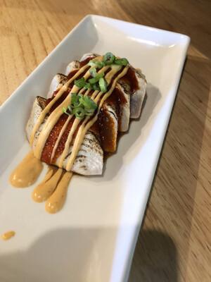 16. Spicy Tuna tataki