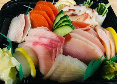 135. Chef Sashimi