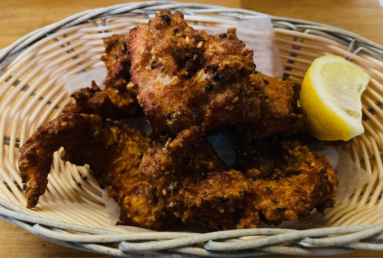 12. Chicken Kara Age