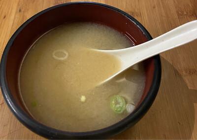 39. Miso Soup