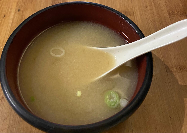 40. Kani Miso Soup