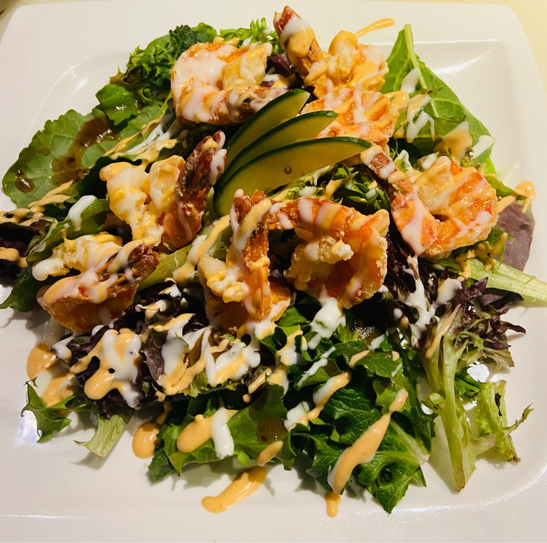 30. Ebi Mayo Salad