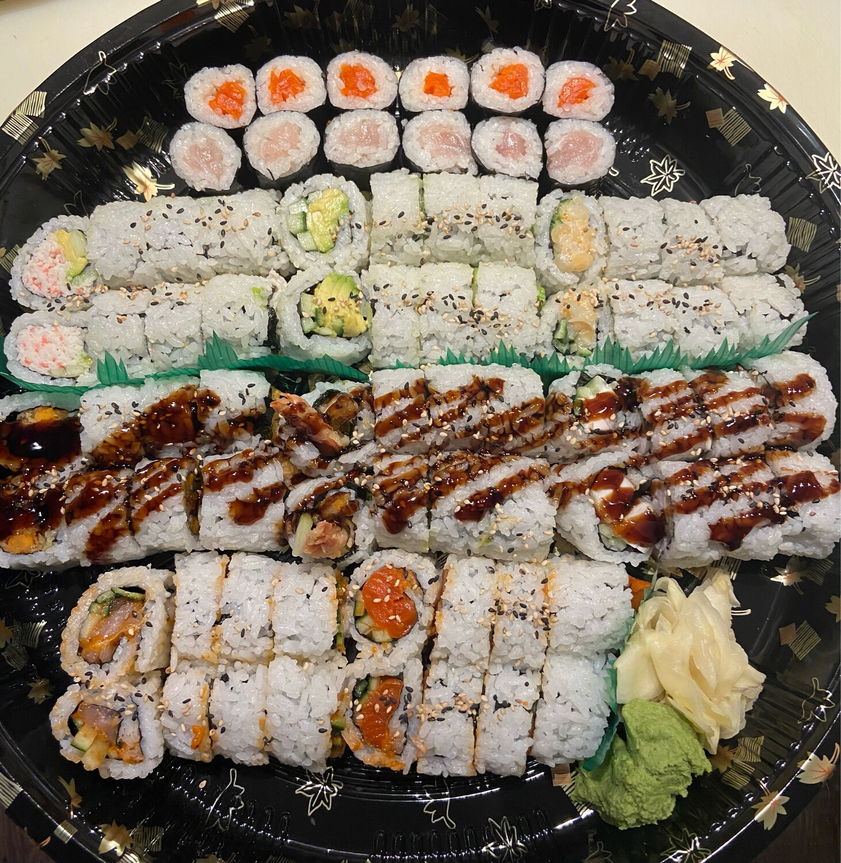 100. Party Maki (Roll)