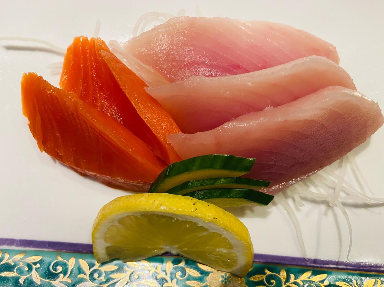 125. Appetizer Sashimi