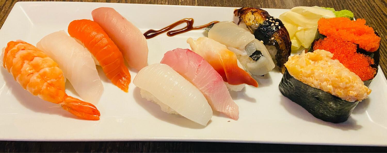 96. Deluxe Nigiri Sushi