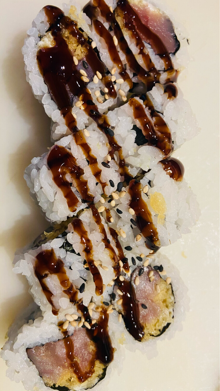 152. Crunch Tuna Roll