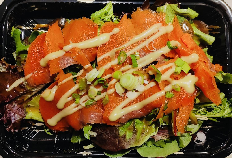 29. Smoke Salmon Salad