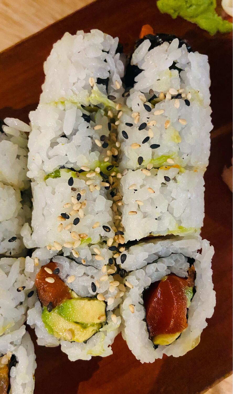 149. Salmon Avo Roll