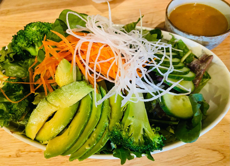 27. House Green Salad