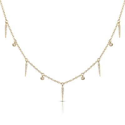 The Portico Row Necklace