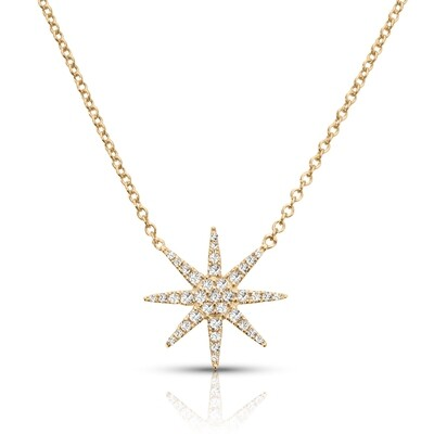Star Status Necklace