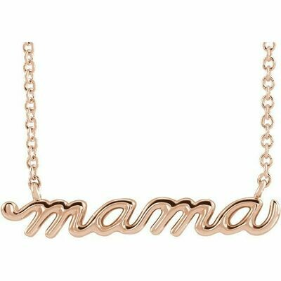 Mama Pendant