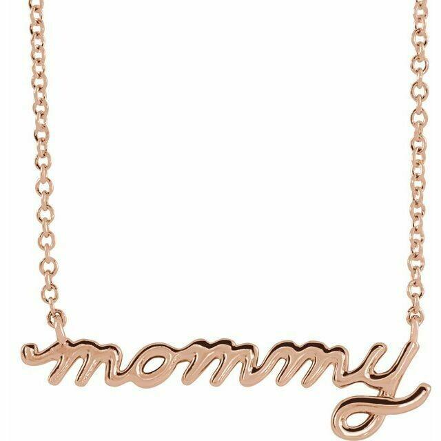 mommy Pendant