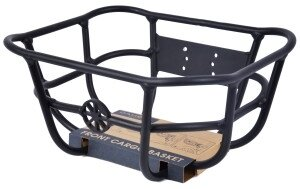 FRONT Cargo Basket for Quick Coupler and Valet Truss
