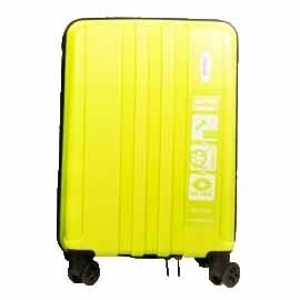 Origami Traveller Suitcase / TravelCase-Light Green-Small