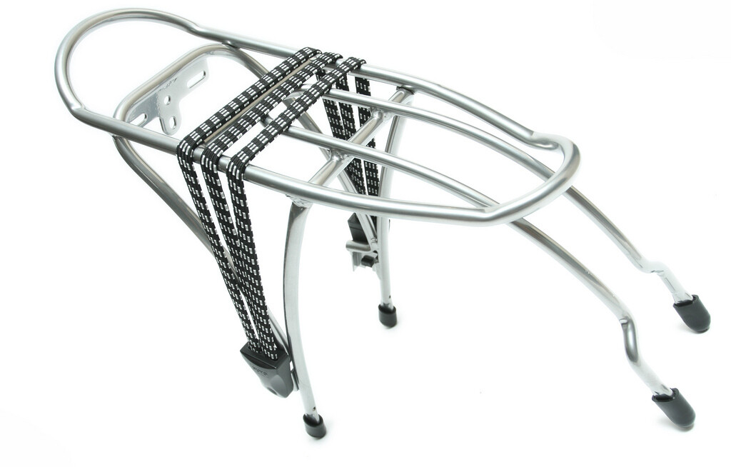 Dahon Arclite Rack (fits 20 inch wheels)-Silver