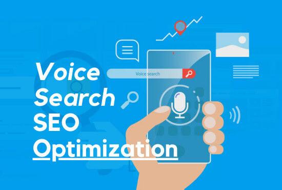VEO recherche vocale de sites