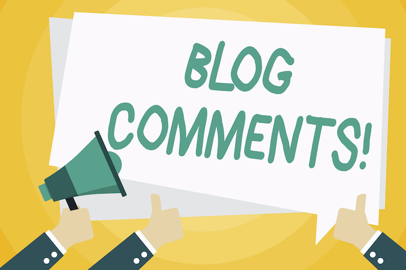 500 commentaires de blog dofollow à fort TF