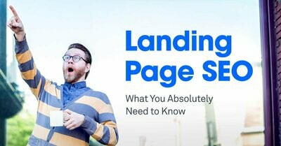 MAQUETTE LANDING PAGE WORDPRESS
