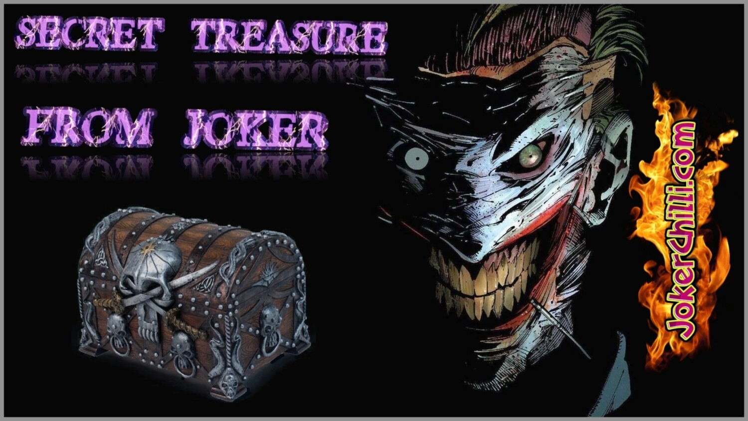 Secret Black Joker Box