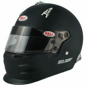 Bell GP3 Sport Helmet - Matte Black
