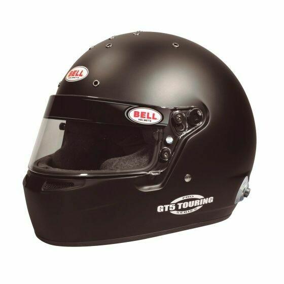 Bell GT5 Touring Helmet – Matte Black
