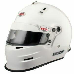 Bell GP3 Sport Helmet - White