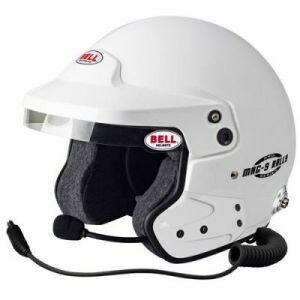 Bell Mag-9 Pro Rally Helmet