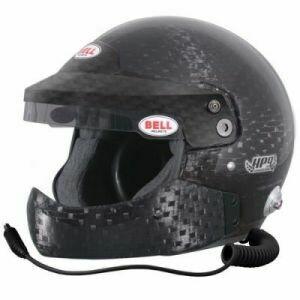 Bell HP9 Carbon Rally Helmet