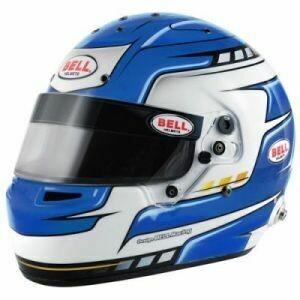 Bell RS7 Pro Helmet - Falcon Blue