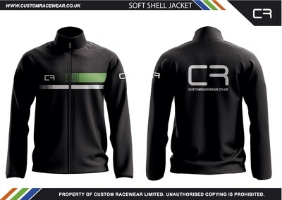 CR Soft Shell Jacket (minimum quantity order of 5)