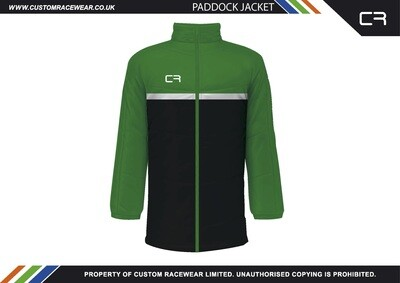 CR Paddock Jacket (minimum quantity order of 5)